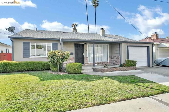 16019 Via Toledo, San Lorenzo, CA 94580 (#40935417) :: Paradigm Investments