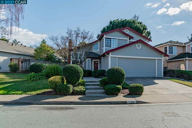 2316 Banbury Loop, Martinez, CA 94553 (#40935426) :: Paradigm Investments