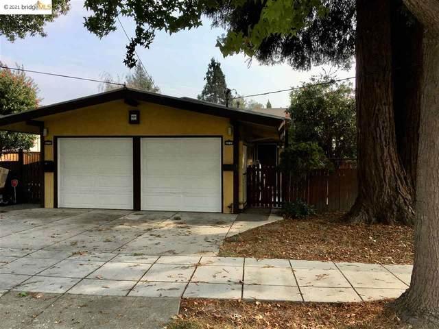 1532A Virginia, Berkeley, CA 94703 (#40935433) :: Jimmy Castro Real Estate Group