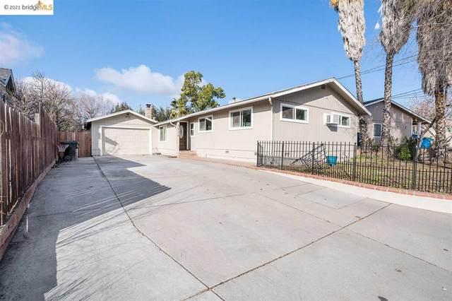 2836 Lincoln Ln, Antioch, CA 94509 (#40935442) :: Excel Fine Homes