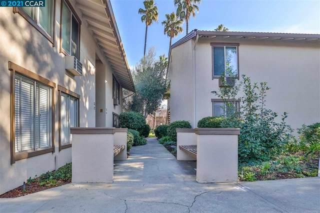 2742 Oak Road #203, Walnut Creek, CA 94565 (#40935507) :: Realty World Property Network