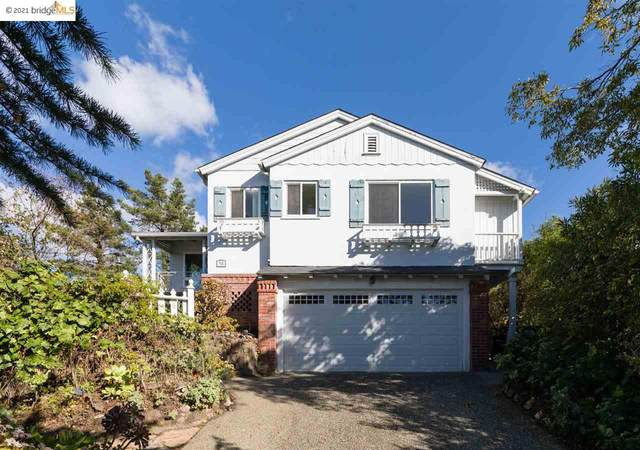 38 Buena Vista Pl, Oakland, CA 94618 (#40935511) :: Paradigm Investments