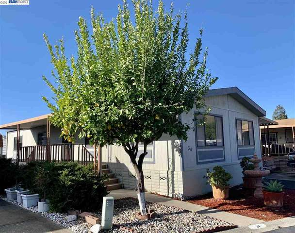 711 Old Canyon Rd #34, Fremont, CA 94536 (#40935513) :: RE/MAX Accord (DRE# 01491373)