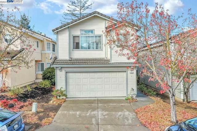 2853 Parkway Dr, Martinez, CA 94553 (#40935527) :: Excel Fine Homes