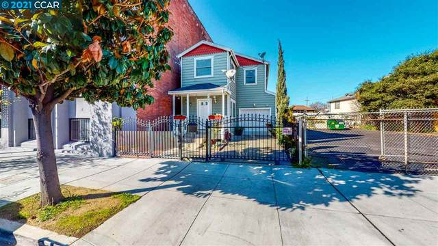 723 Peralta St, Oakland, CA 94607 (#40935575) :: Realty World Property Network