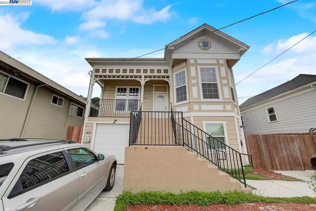 1453 C Street, Hayward, CA 94541 (MLS #40935584) :: Paul Lopez Real Estate