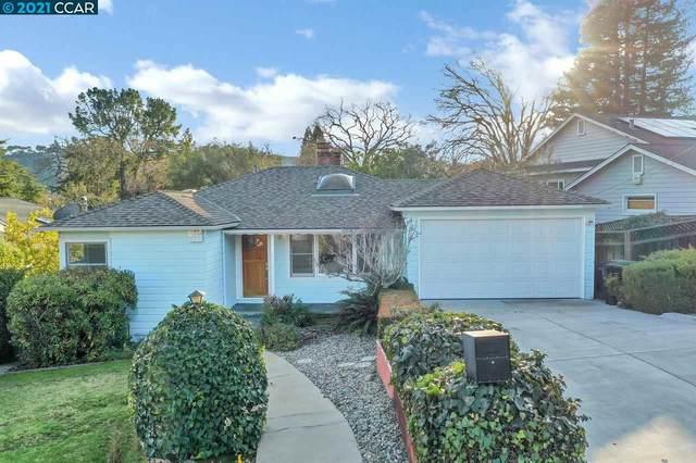 2749 Kinney Dr, Walnut Creek, CA 94595 (#40935606) :: Realty World Property Network