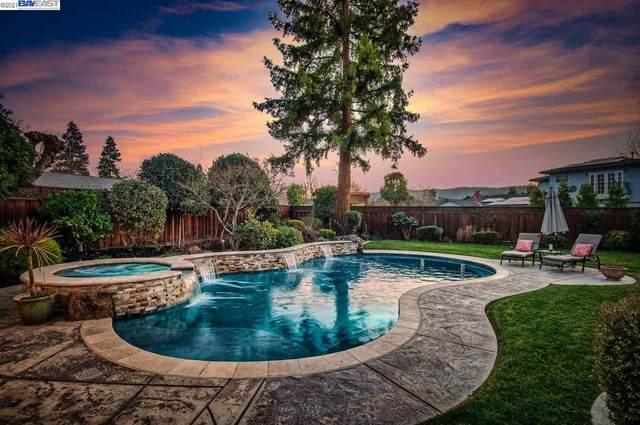 5082 Crestwood Ct, Pleasanton, CA 94566 (#40935614) :: Realty World Property Network