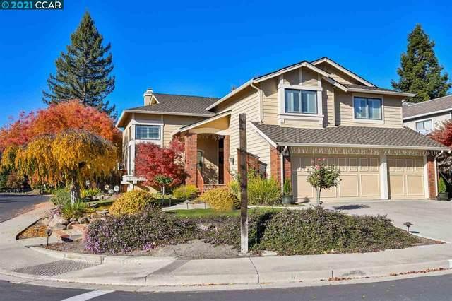 5 Shady Oak Court, Danville, CA 94506 (#40935635) :: Realty World Property Network
