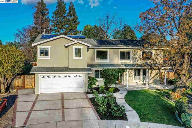 2115 Tanager Ct., Pleasanton, CA 94566 (#40935659) :: Realty World Property Network