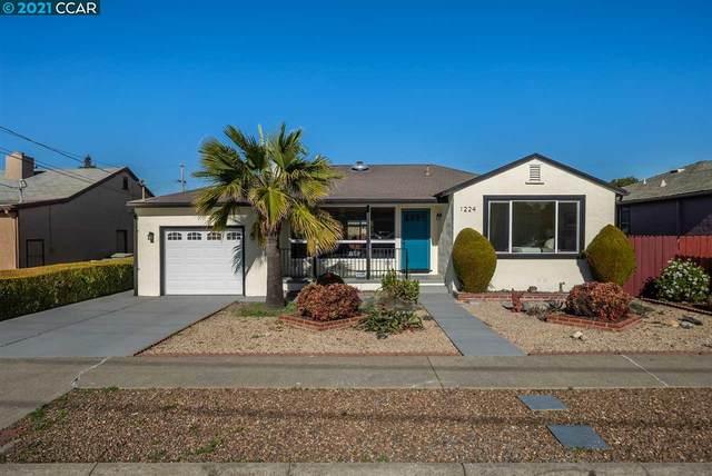 1224 Lucille Street, San Leandro, CA 94577 (#40935661) :: J. Rockcliff Realtors