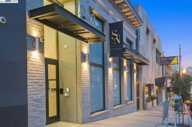 1238 Sutter St #801, San Francisco, CA 94109 (#40935665) :: Realty World Property Network