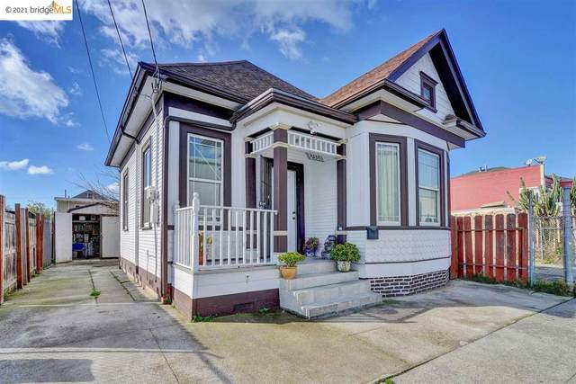 2551 E 11th St., Oakland, CA 94601 (#40935675) :: Armario Homes Real Estate Team