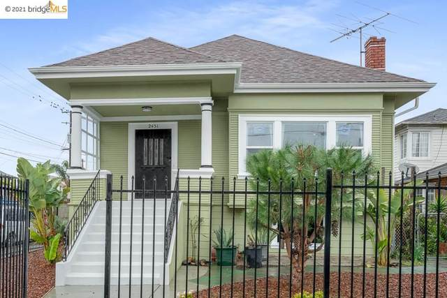 2451 63Rd Ave, Oakland, CA 94605 (#40936000) :: Excel Fine Homes