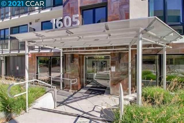 1605 Riviera Avenue #512, Walnut Creek, CA 94596 (#40936042) :: Realty World Property Network