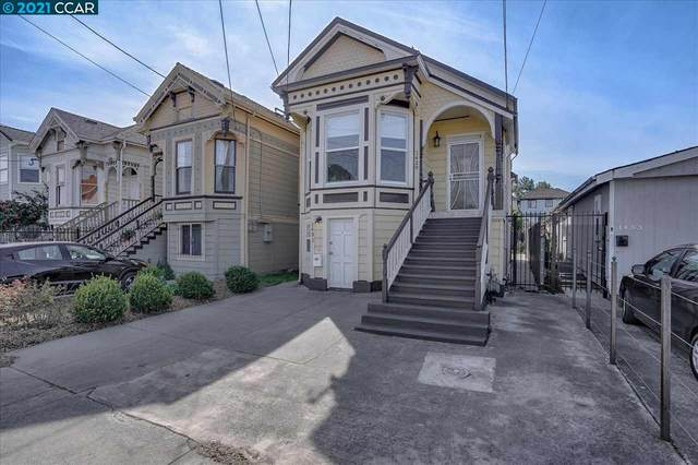 1429 16th St, Oakland, CA 94607 (#40936073) :: Jimmy Castro Real Estate Group