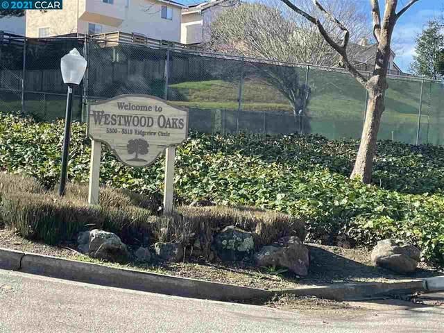 5311 Ridgeview Circle #4, El Sobrante, CA 94803 (#40936161) :: The Grubb Company