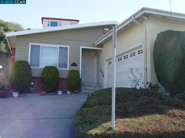 716 Courtland Ave, Richmond, CA 94805 (#40936171) :: The Lucas Group