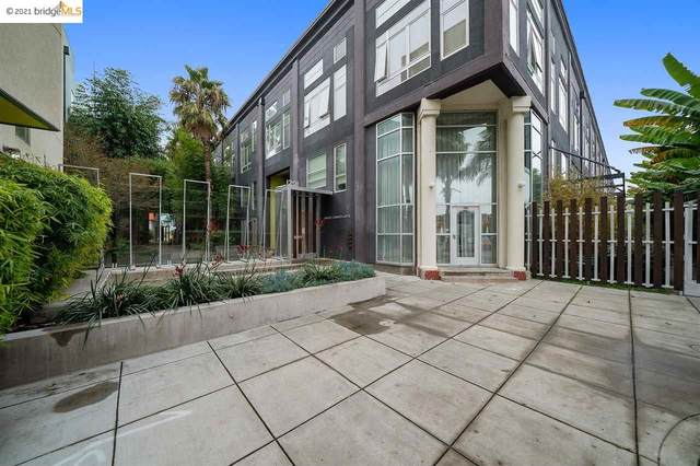 1201 Pine St #328, Oakland, CA 94607 (#40936215) :: Jimmy Castro Real Estate Group
