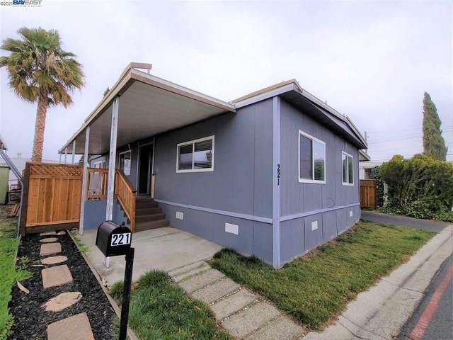 221 Faren Drive, Pacheco, CA 94553 (#40936329) :: Jimmy Castro Real Estate Group