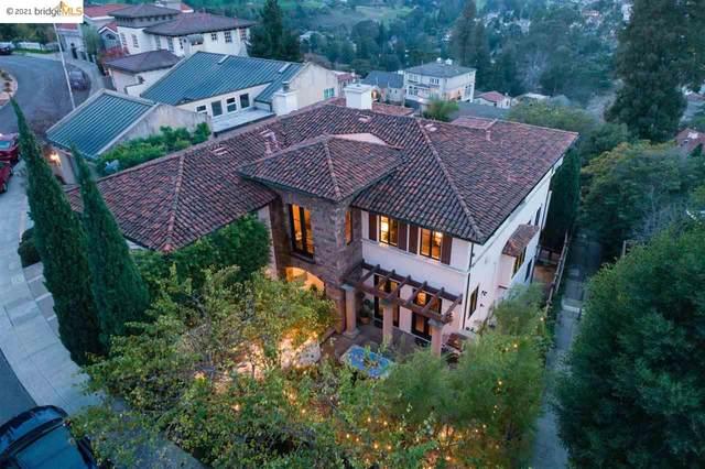 6101 Contra Costa Rd, Oakland, CA 94618 (#40936337) :: Excel Fine Homes