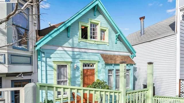 218 Winfield Street, San Francisco, CA 94110 (#40936417) :: The Venema Homes Team