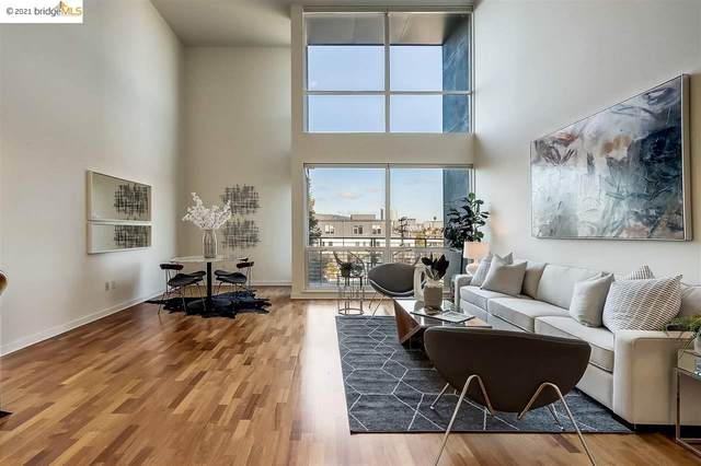 1007 41St St #432, Oakland, CA 94608 (#40936511) :: The Lucas Group