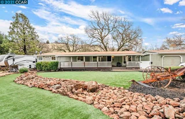 4145 Morgan Territory Rd, Clayton, CA 94517 (#40936570) :: Blue Line Property Group