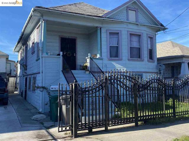 1211 39Th Ave, Oakland, CA 94601 (#40936649) :: Armario Homes Real Estate Team