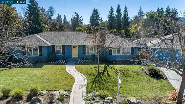 6 Willowmere Rd, Danville, CA 94526 (#40936896) :: Realty World Property Network