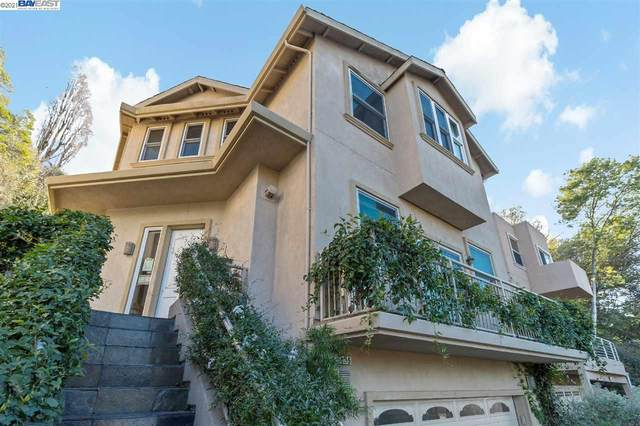 6135 Broadway, Oakland, CA 94618 (#40936997) :: Armario Homes Real Estate Team