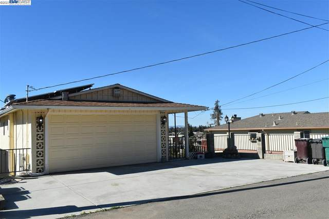 25291 Spring Dr, Hayward, CA 94542 (#40937044) :: The Lucas Group