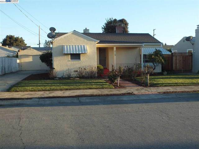 219 Suffolk Dr., San Leandro, CA 94577 (#40937110) :: Paradigm Investments