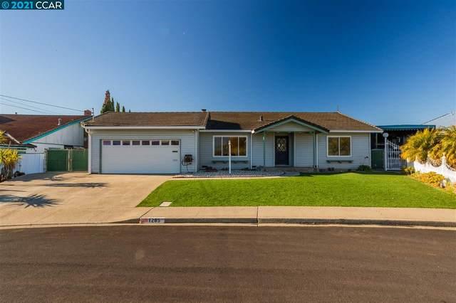 1285 Mcdonald Dr, Pinole, CA 94564 (#40937141) :: Blue Line Property Group