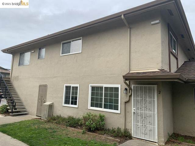 2110 Peppertree Way #2, Antioch, CA 94509 (#40937209) :: Jimmy Castro Real Estate Group