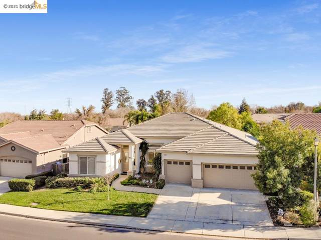 414 Stephens Dr., Brentwood, CA 94513 (#40937246) :: Paradigm Investments