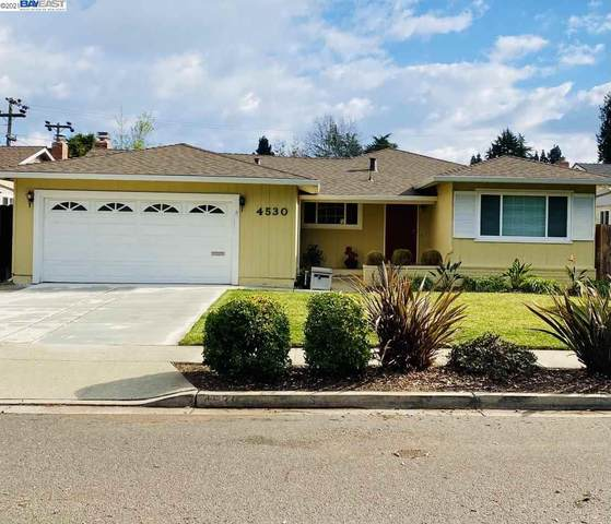 4530 Glenn St, Fremont, CA 94536 (#40937330) :: The Venema Homes Team
