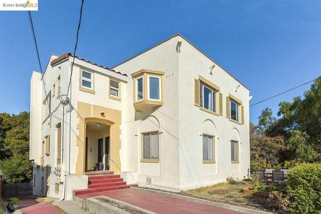 1222 Hollywood Ave, Oakland, CA 94602 (#40937371) :: Paradigm Investments