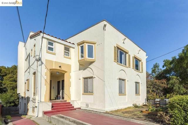 1222 Hollywood Ave, Oakland, CA 94602 (#40937371) :: The Grubb Company