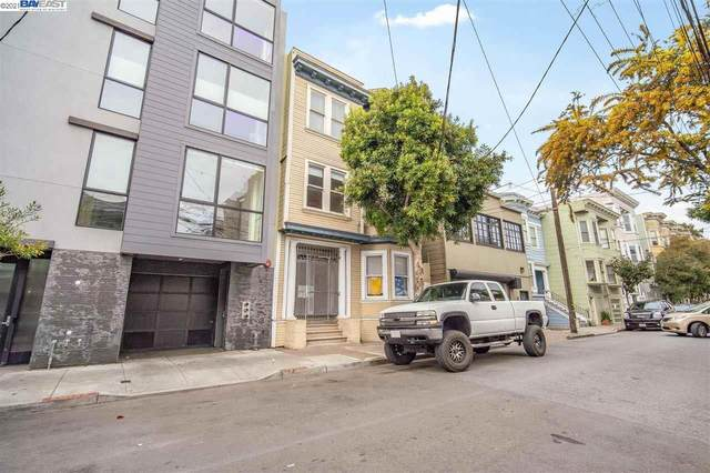 1334 Natoma St, San Francisco, CA 94103 (#40937426) :: The Lucas Group