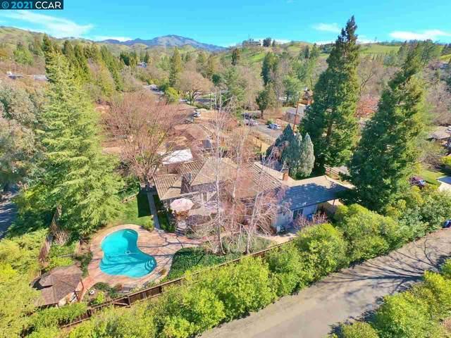 906 Hawthorne Drive, Walnut Creek, CA 94596 (#40937532) :: The Grubb Company