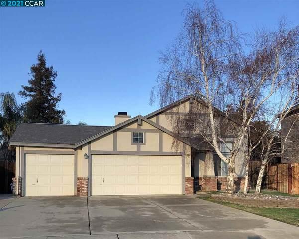 92 Concannon Ct, Oakley, CA 94561 (#40937550) :: Blue Line Property Group