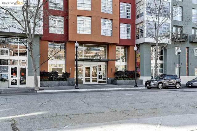585 9th St. #451, Oakland, CA 94607 (#40937600) :: Excel Fine Homes