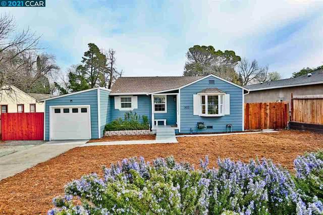 2400 Buena Vista Ave, Walnut Creek, CA 94597 (#40937681) :: Paradigm Investments