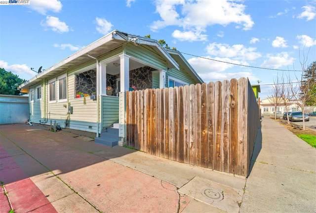 8119 Birch St, Oakland, CA 94621 (#40937694) :: Jimmy Castro Real Estate Group