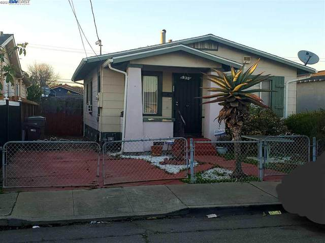 935 70Th Ave, Oakland, CA 94621 (#40937697) :: Excel Fine Homes