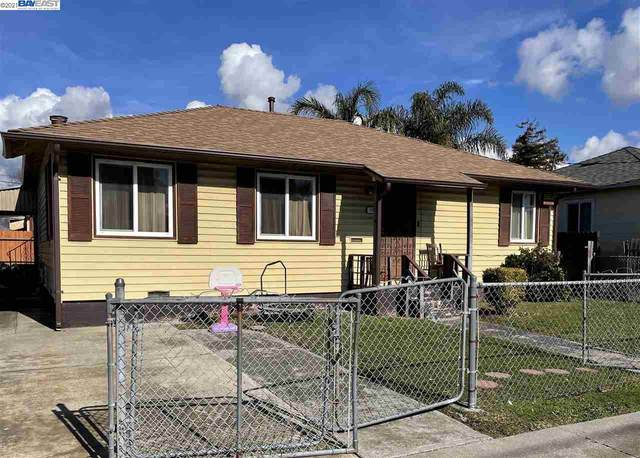 239 Cairo Rd, Oakland, CA 94603 (#40937737) :: Excel Fine Homes