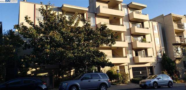 320 Park View Terrace #203, Oakland, CA 94610 (#40937839) :: Armario Homes Real Estate Team