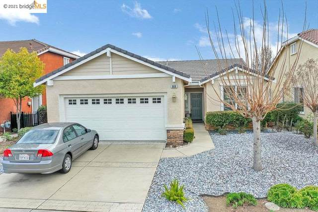 668 Stewart Way, Brentwood, CA 94513 (#40937865) :: Excel Fine Homes