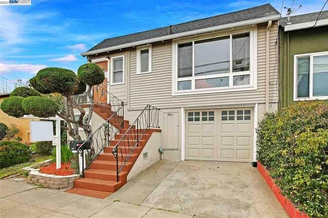 964 Santa Lucia, San Bruno, CA 94066 (#40937884) :: The Grubb Company